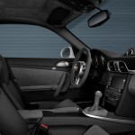 2011 White Porsche 911 Carrera GTS Cabriolet Wallpaper Interior