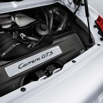 2011 White Porsche 911 Carrera GTS Wallpaper Engine