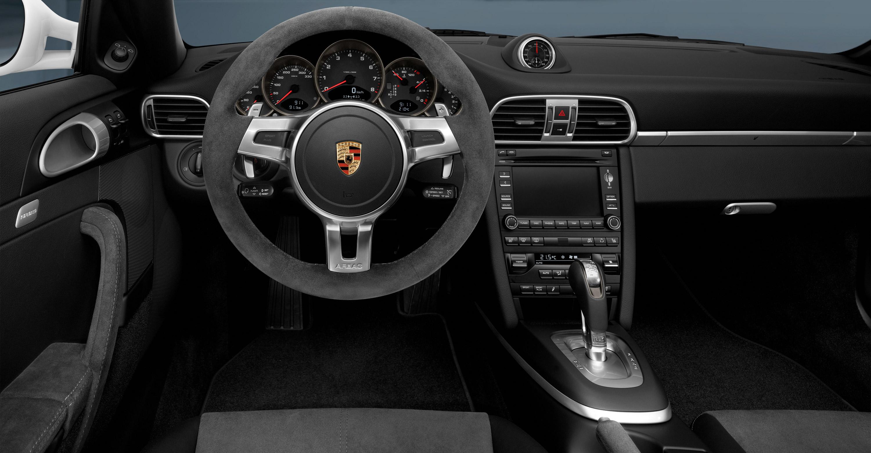 2011 White Porsche 911 Carrera GTS wallpapers