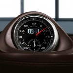 2011 White Porsche 911 Carrera GTS Wallpaper Dashboard