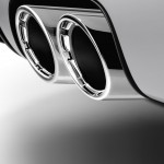 2011 Carrara White Porsche Boxster Spyder wallpaper Exhaust