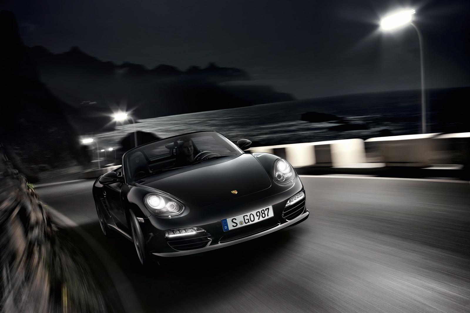 Porsche Panamera Lease >> 2011 Porsche Boxster S Black Edition Wallpapers