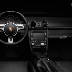 2011 Porsche Boxster S Black Edition Interior
