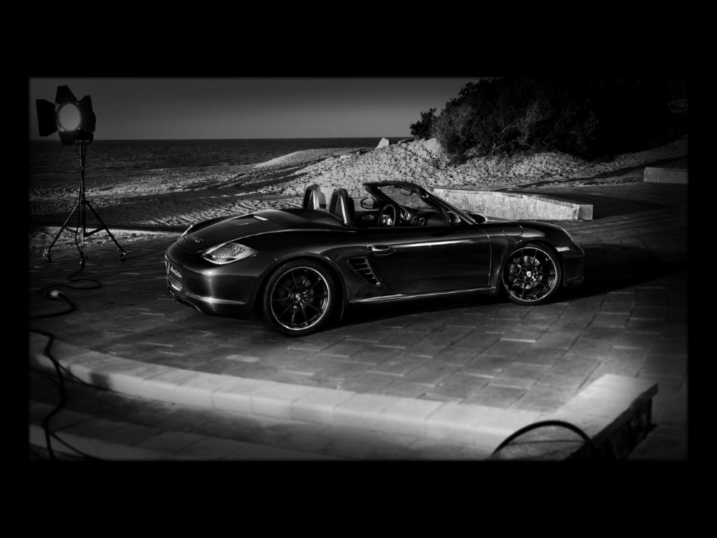 2011 Porsche Boxster S Black Edition Wallpapers