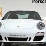 Car Girls and Porsche 911 Carrera GTS
