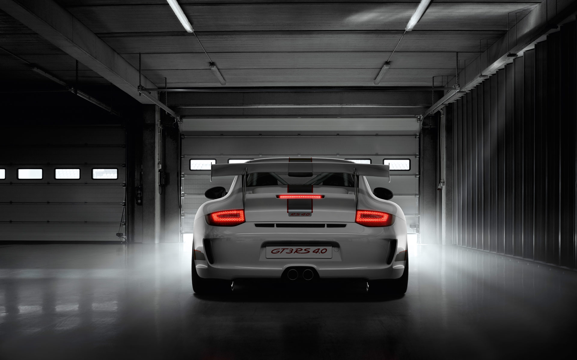 2011 White Porsche 911 Gt3 Rs 4 0 Wallpapers