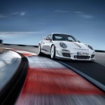 Limited 2011 Porsche 911 GT3 RS 4.0 Front angle view