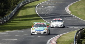 Supercup Nordschleife Porsche Carrera World Cup