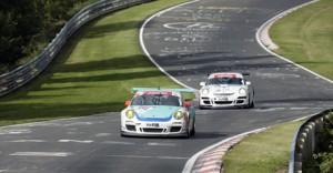 Supercup Nordschleife Porsche Carrera World Cup