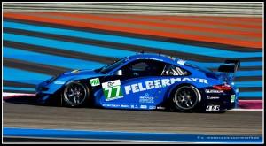 Porsche at 2011 Le Mans Series Le Castellet