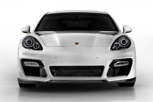 V-PT Edition Porsche Panamera by Vorsteiner Tuning Front view