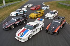 Classic Race Cars Porsche Rennsport