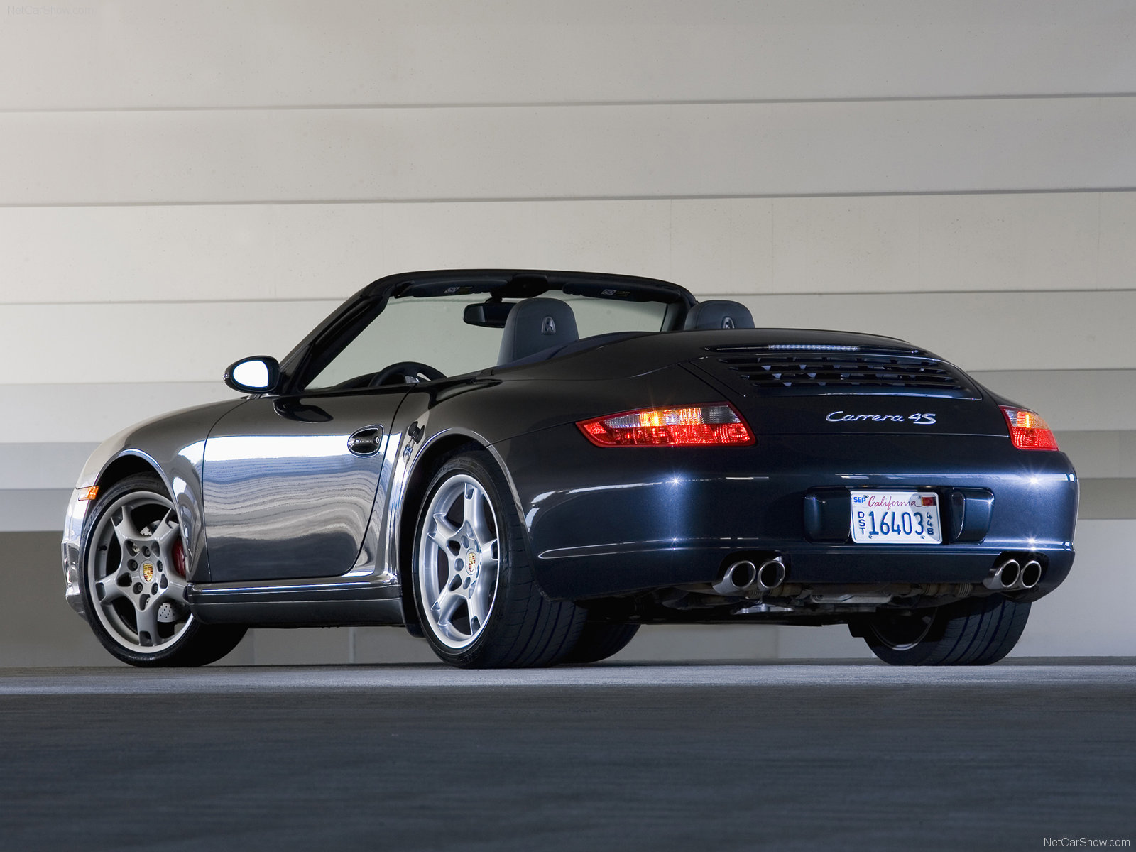 2007 black porsche 911 carrera 4s cabriolet wallpapers. Black Bedroom Furniture Sets. Home Design Ideas