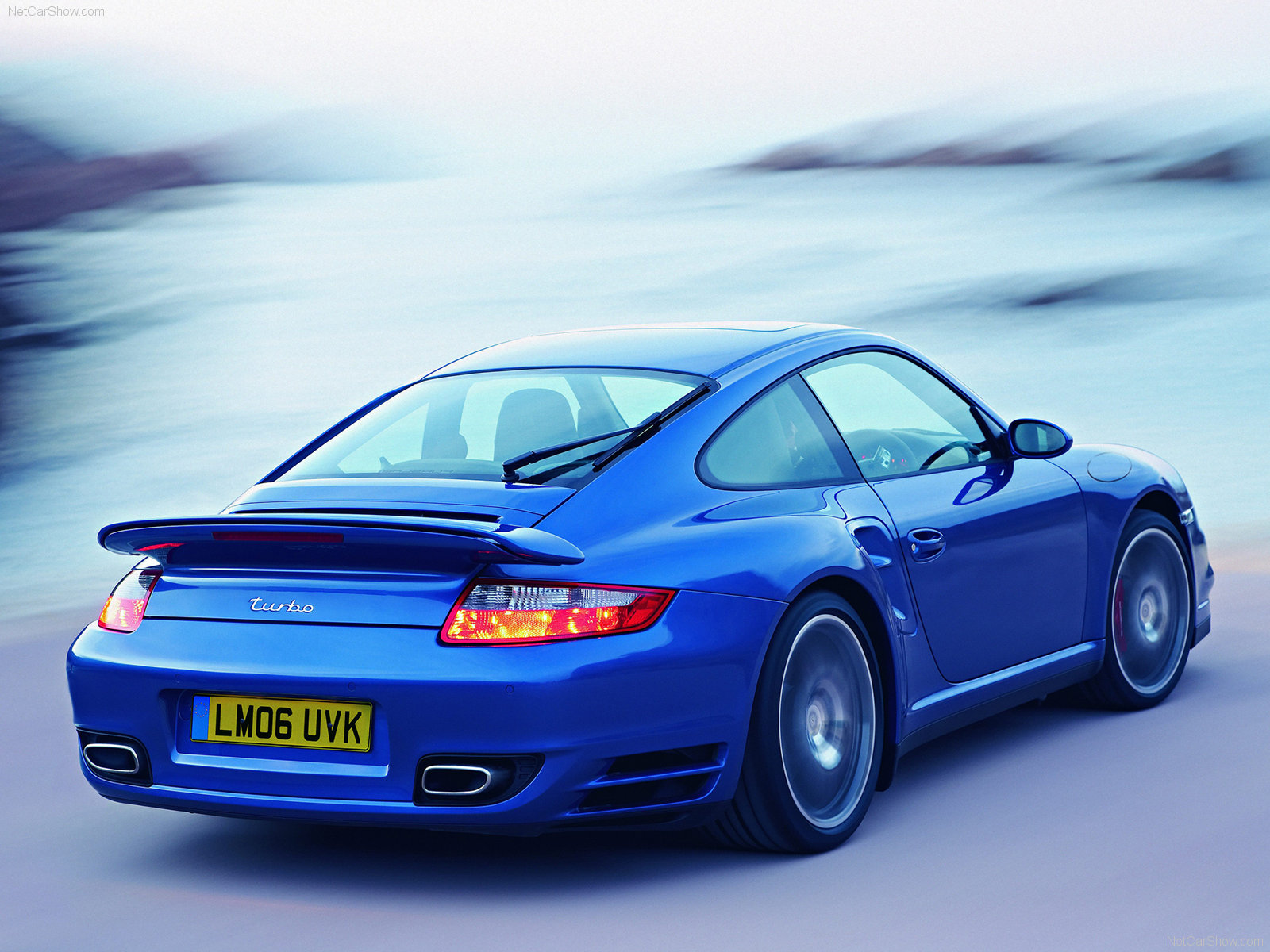 2007 blue porsche 911 turbo wallpapers. Black Bedroom Furniture Sets. Home Design Ideas