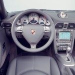 2007 Porsche 911 Turbo Wallpaper Interior