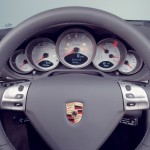 2007 Porsche 911 Turbo Wallpaper Interior Dashboard