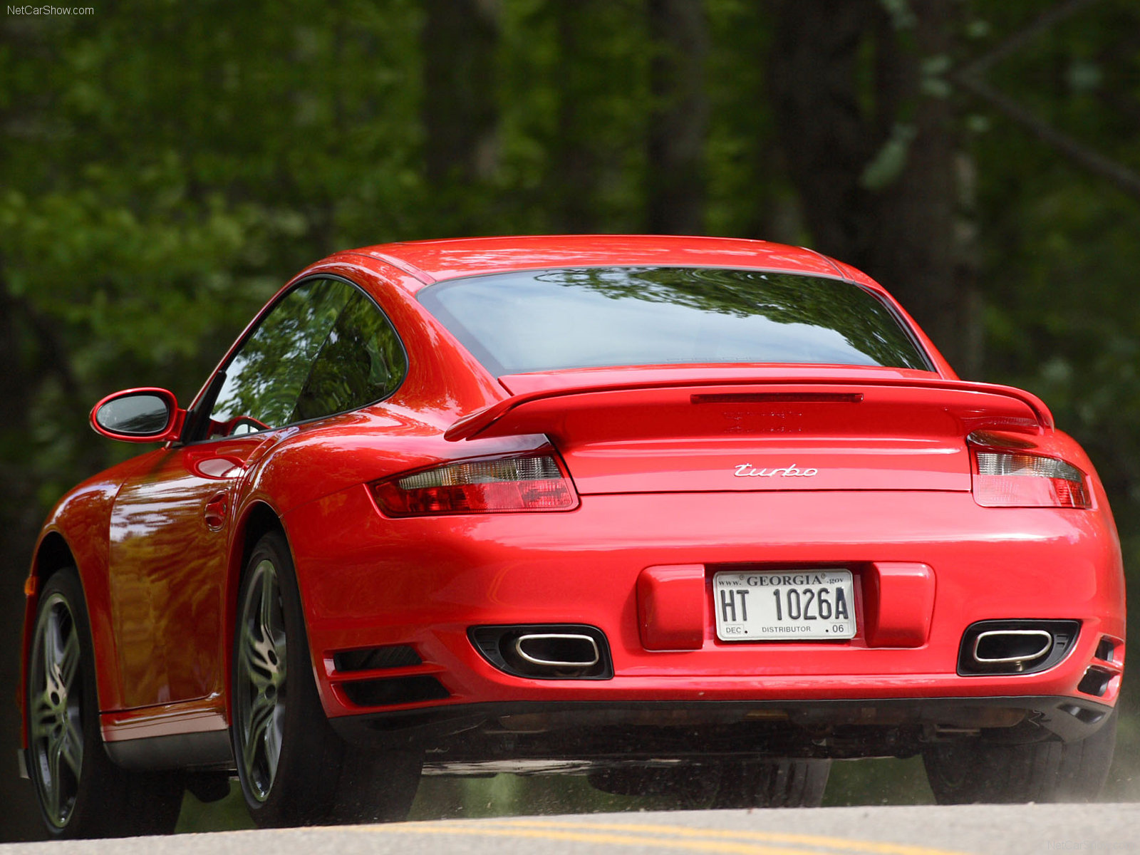 Used Car Parts For Sale >> 2007 Red Porsche 911 Turbo wallpapers
