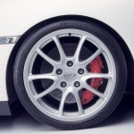 2007 White Porsche 911 GT3 Wallpaper Wheel