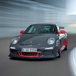 2010 Porsche 911 GT3 RS Wallpaper Front view