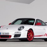 2010 Porsche 911 GT3 RS Wallpaper Front angle side view