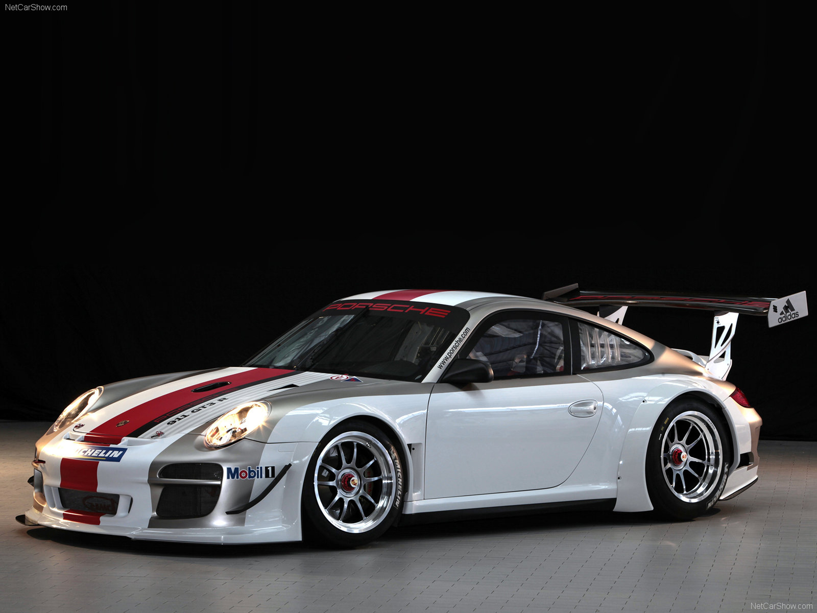 2010 white porsche 911 gt3 r wallpapers. Black Bedroom Furniture Sets. Home Design Ideas