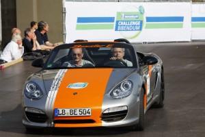 2012 Electric Porsche Boxter E