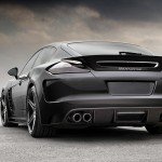 Porsche Tuning from TOPCAR: Limited edition Porsche Panamera Stingray GTR