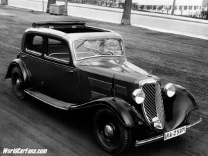 1931 Wanderer W22 Type 7 (Porsche Engineering)