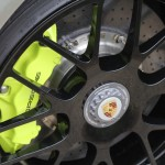 Limited edition: Porsche 911 Turbo S Edition 918 Spyder Wheel Disc brakes