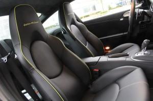 Limited edition: Porsche 911 Turbo S Edition 918 Spyder Interior Seats
