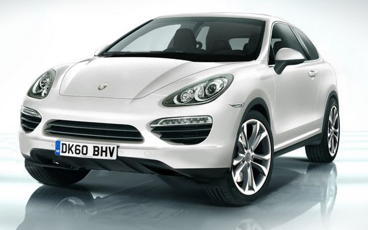 New Details On Upcoming Porsche Suv Porsche Cajun
