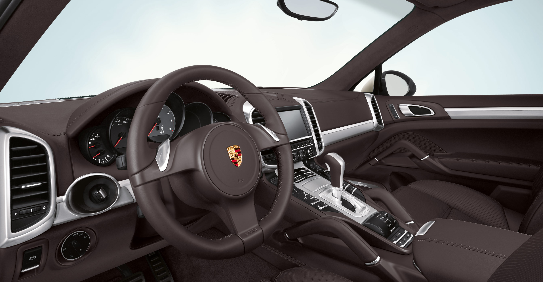 Porsche Review 2011 Porsche Cayenne S Hybrid Tiptronic