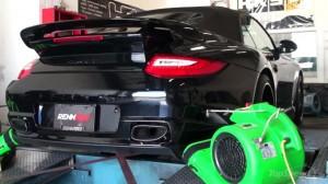Porsche Tuning: Renntech Porsche 911 turbo S