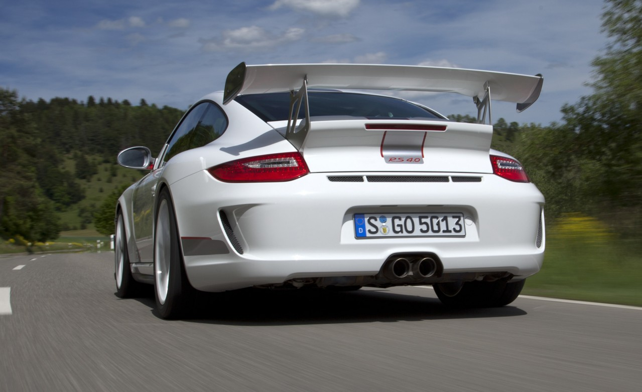 The more extreme GT3 is the RS