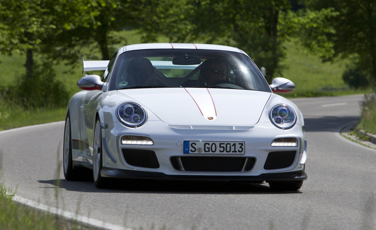porsche review 2011 porsche 91 gt3 rs 4 0 first drive. Black Bedroom Furniture Sets. Home Design Ideas