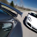 Porsche test: Mid Engine Porsche Cayman R vs. rear engine Porsche 911 GT3