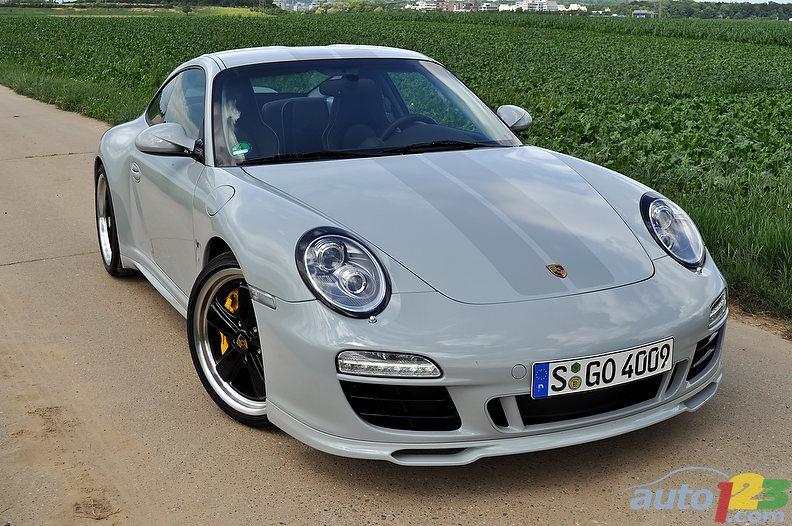Porsche Review Limited Edition Porsche 911 Sport Classic