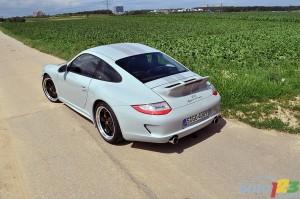 Limited edition Porsche 911 Sport Classic 2011