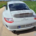 Porsche 911 Sport Classic 2011 Rear view