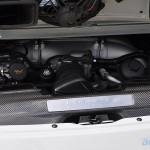 Porsche 911 Sport Classic 2011 Engine