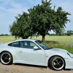 Porsche 911 Sport Classic 2011 Side view