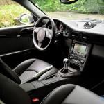 Porsche 911 Sport Classic 2011 Interior