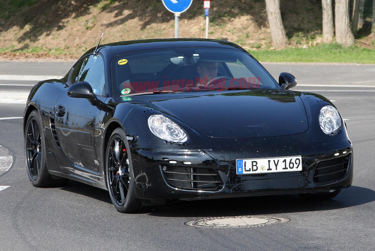 Porsche Spy Shots New Porsche Cayman On Sale By The End