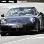 Porsche Spy shots: 2013 New Porsche 911