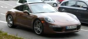 2012 Porsche 911 Carrera S (Porsche 991)