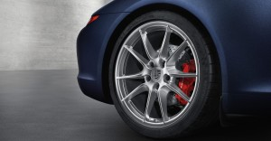 2012 new porsche 911 Carrera S Side view Wheels