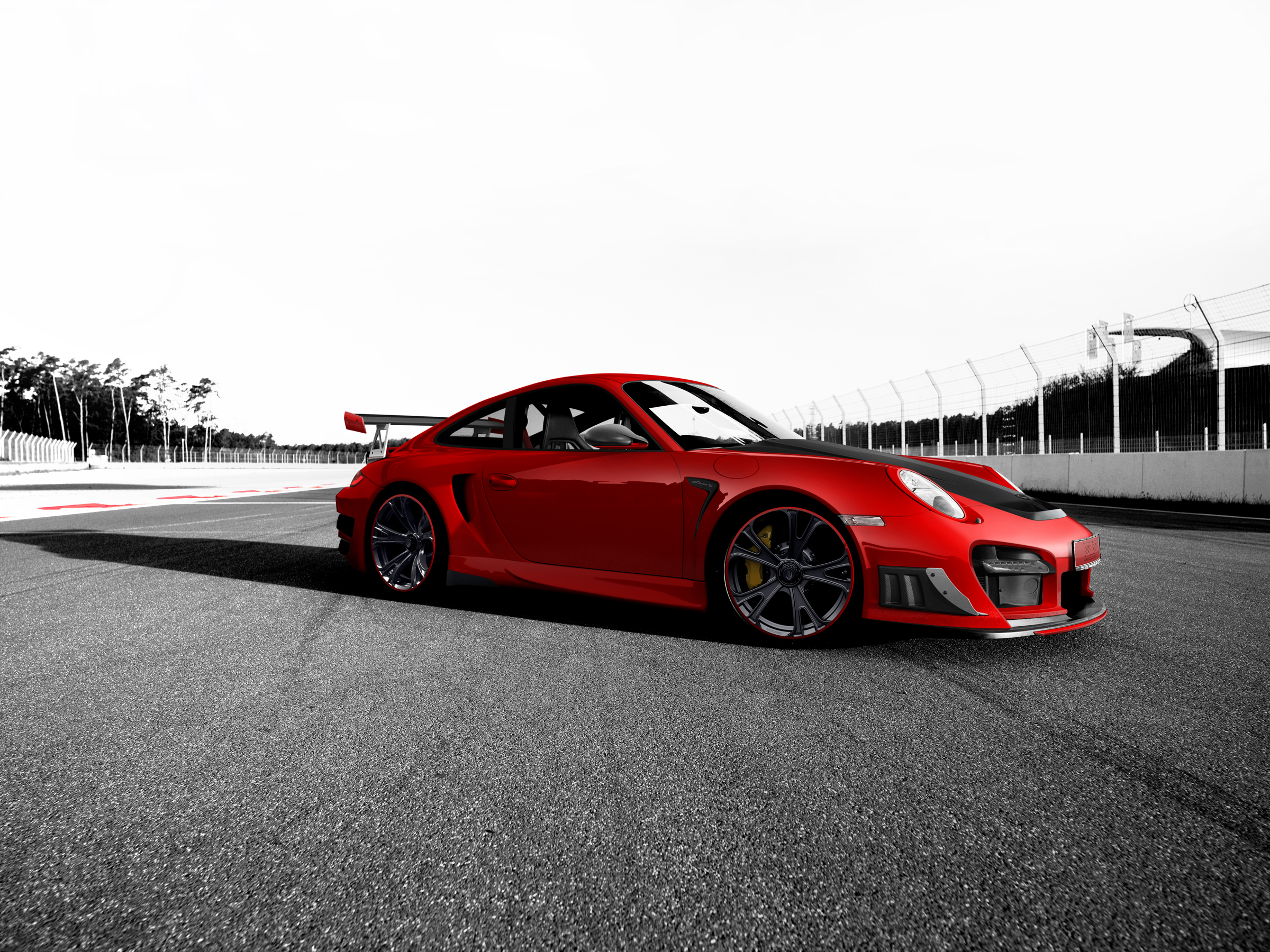 porsche 911 tuning news from techart in frankfurt