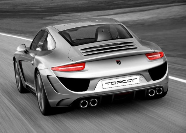 2012 New Porsche 911 (Porsche 991) by TopCar Tuning