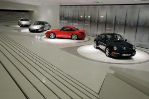Porsche Museum, Porscheplatz 1, 70435 Stuttgart