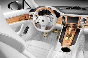 Porsche Tuning - Interior